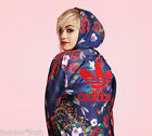 Adidas Originals Rita Ora Roses Hooded Sweatshirt Logo Hoodie Sizes XS L New!