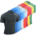 Sub Sports Cold Mens Compression Top S/S Base Layer Gym Skin Tight Fit Shirt