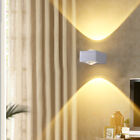 3W/6W LED COB Wall Sconces Fixture Light Hotel Bedside Living Room Up/Down Lamp
