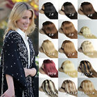 "Full Head  Clip In  100%  Remy Human Extensions 100%  14""-22""  7pcs/set"