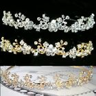 Prom made with  Swarovski Crystal Silver / Gold Plated Headband Tiara T1042