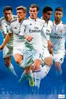 Real Madrid FC Star Players Poster 61x91.5cm