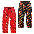 Manchester United FC Official Gift Mens Lounge Pants Pyjama Bottoms(RRP £14.99!)