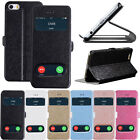 "Slim Flip Leather Wallet Stand Case Cover For Apple iPhone 6 4.7"" Plus 5.5"""