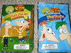 Phineas Ferb Party Favor Grab & Go Art Sets Two to Choose From  Combine Ship