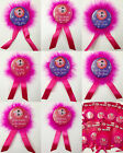 Job Lot Of 24 x Take Me Out Hen Night/Girls Night Out Rosette Badges