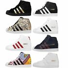 Adidas Originals Superstar UP W 2015 Womens Wedges Fashion Casual Shoes Pick 1