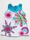 Desigual Kids Texas Baby Girls Dress Sleeveless Cotton Sizes 6M-24M $29 NWT