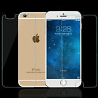 100% Genuine Tempered Glass Screen Protector for Apple iPhone 5/5s, 6 & 6 plus