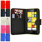 PU LEATHER BOOK FLIP WALLET CASE COVER WITH CARD SLOTS NOKIA LUMIA 800 SEA RAY