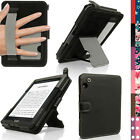 iGadgitz PU Leather Skin Stand Case Cover for Amazon Kindle Voyage 2014 7th Gen