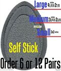 Shoe sole traction Shur Grip Self-adhesive stick rubber sole protection antislip