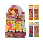 SOFIA - BUBBLES (Choose Amount) Girls/Kids Party Bag Filler Loot Toys (Disney)