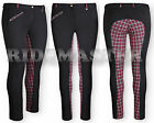 Sheldon Elite Reverse Check Jodhpurs All Sizes 2 New Colours