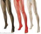 Ladies Sexy FISHNET TIGHTS Black,White or Red Women's Fancy Dress Hosiery