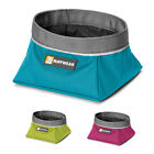 Ruffwear Quencher II Dog Bowl Collapsible Travel Food Water Dish Packable