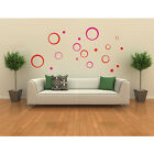 Vinyl Wall Stickers Decals Spots Circles Creative DIY Wall Art Home Decoration