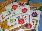 Crayola Flash Educational Cards Multication * Addition * Numbers Several Types
