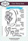 Creative Expressions Clear Rubber Stamp Sets ELEMENTS by John Lockwood