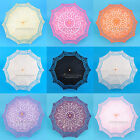 Battenburg Lace Parasols Wedding Bridesmaid Bridal Photo Umbrella Decor Handmade