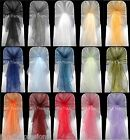 ORGANZA HOODS, 0RGANZA WRAPS, ORGANZA SASHES FABRIC VARIOUS COLOURS UK SELLER