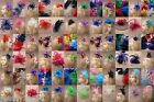 PACK OF 25/50/100 ASSORTED STYLISH FASCINATORS, CHEAPEST ON EBAY, WEDDING, RACES