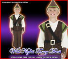 FANCY DRESS COSTUME # BOYS ROBIN HOOD LG AGE 4-12