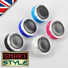 SmartStyle Aluminium Heater Dash Knobs Buttons Set for Ford Focus/C-Max/S-Max/ST