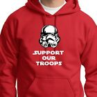Support Our Troops Funny Movie Parody T-shirt Star Wars Jedi Hoodie Sweatshirt $29.95 USD on eBay