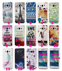 Luxury PC Back + Aluminum Metal Bumper Frame Hard Case Cover For Samsung Galaxy