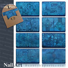 Manicure Design Template Nail Art Printing Image Polish Stamp Plate Larger size