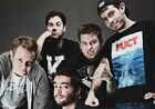 A DAY TO REMEMBER Common Courtesy PHOTO Print POSTER Shirt CD 003