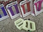 DiamondBack BMX Bike Grips (UV COLOUR CHANGING) + Pedals (GLOW IN THE DARK)