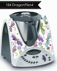 Thermomix Stickers Decal TM31 Front&Back option: DragonFly8