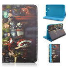 Kid Cartoon Stand Flip Leather Case Cover For Samsung Galaxy Tab 3 Lite 7.0 T110