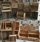 Stamps Away MDF Wooden Elements Storage Kits