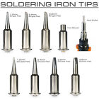 PORTASOL GAS SOLDER SOLDERING IRON SUPERPRO 125 TIPS ENDS