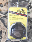 Butler Creek Scope Cover BLIZZARD Size 01 Thru 11 See-Thru Flip-Open Clear