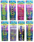 Birthday Foil BANNERS (Super Size 4.5m x 12.7cm)(Choice of Age) Party Decoration