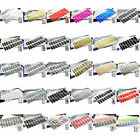 Nail Art Transfer Foils Good-to-Go Chrome Print Patch Adhesive Stickers Decal FF