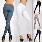 New High Skinny Tight Zip Legging Stretch Pant Jeggings Pencil Trouser Best Sale