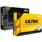 Wilson Staff 2015 Ultra LUE Ultimate Distance Golf Balls Multi Buy 15 Pack