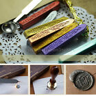 5pc Colorful Seal Sealing Stick Wax Melting Party Envelope Letter With Wick Cord