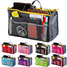 Travel - Women Lady Travel Insert Handbag Organiser Purse Large Liner Organiz