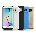 For Samsung Galaxy S6 External Battery Case Charger Power Charging Cover Backup