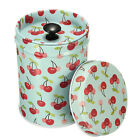 Cute Double Cover Tea Box Container Food Caddy Jewelry Storage Tin Box 12 Types