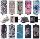 Fashion PU Leather Wallet Stand Case For Apple/Samsung/Sony/Alcatel/LG/HTC/Nokia