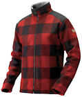 Fjallraven Woodsman Jacket: Red Lumberjack jacket various sizes