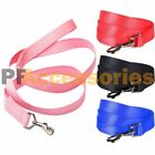 Long Dog / Puppy / Cat / Pet  Nylon Training Leash Small Black Red Blue or Pink