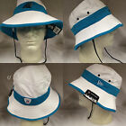 NFL Carolina Panthers 2015 New Era White Training Day On Field Bucket Hat